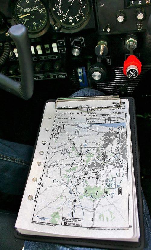 AVIA-TEST akcesoria dla pilotów nakolannik