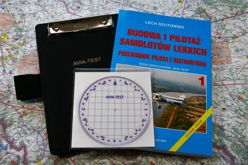 AVIA-TEST akcesoria dla pilotów